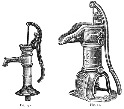 Iron pumps