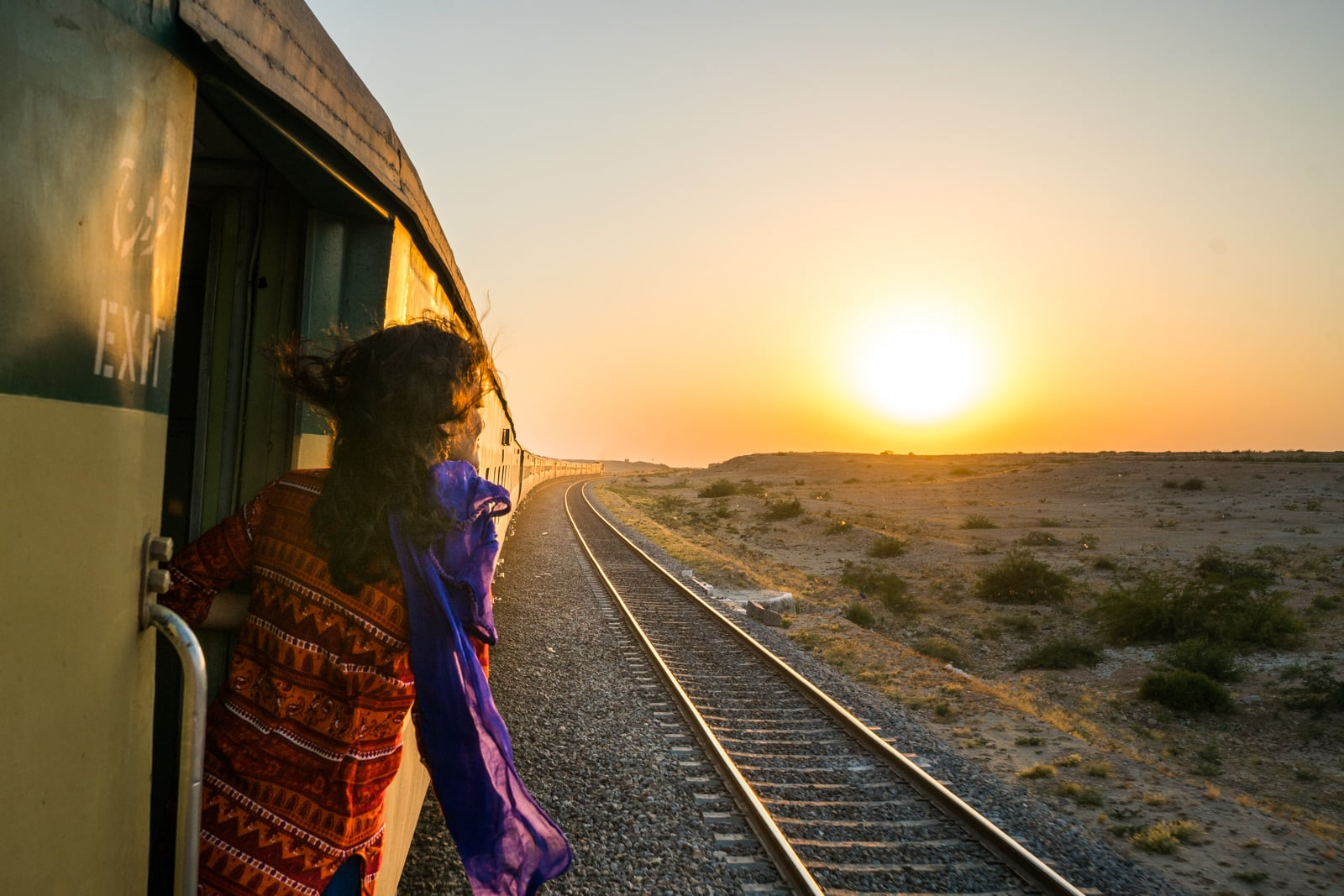 First timers guide to train travel in Pakistan  Lost