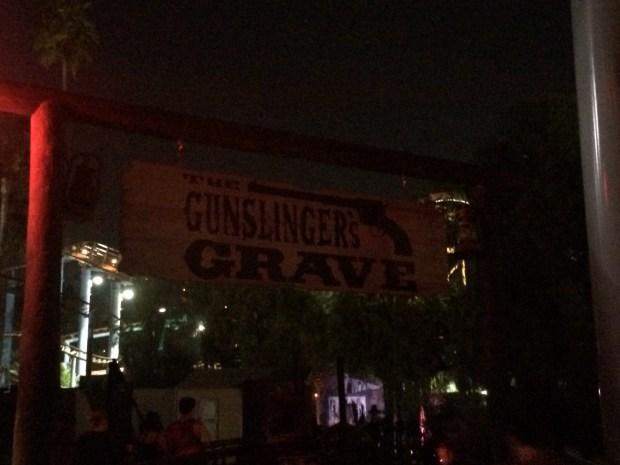 Gunslingers Grave