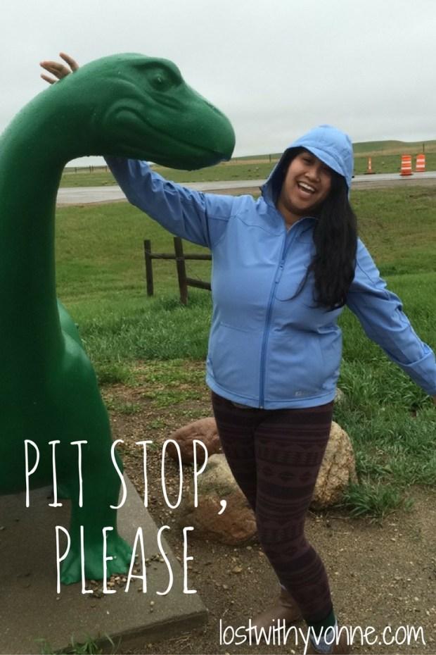 Pit Stop, Please
