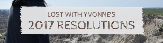 Lost with Yvonne Resolutions