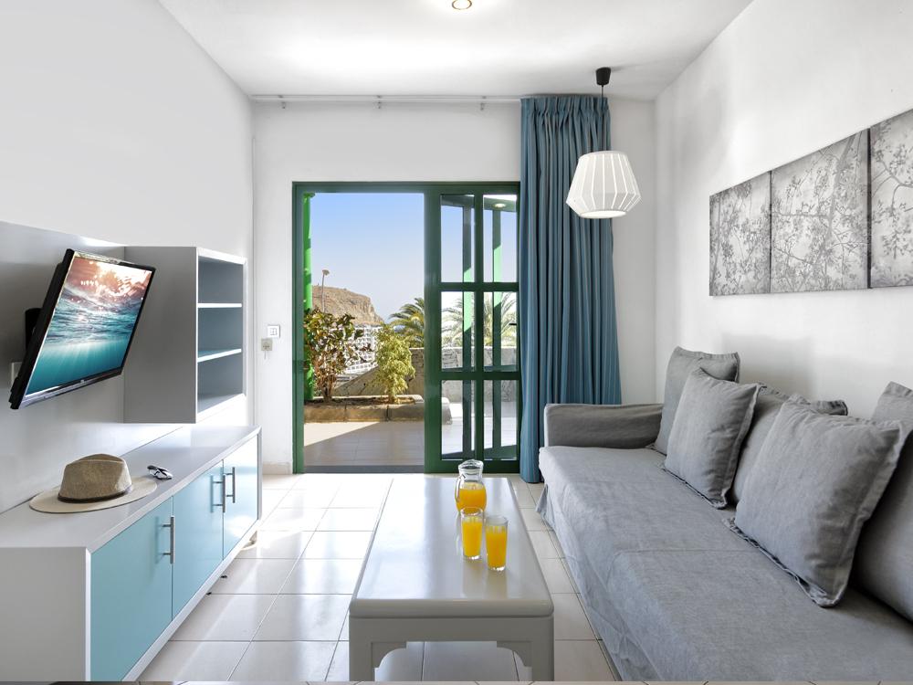 Apartamentos Los Veleros  Puerto Rico Gran Canaria