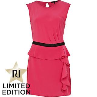 vestido-corto-años-50-60