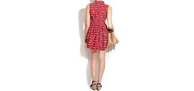 vestido-corto-rojo-estampado-pajaros