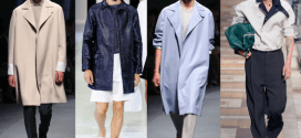 Las tendencias de la moda para los hombres esta primavera.