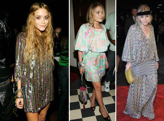 Vestidos al estilo hippie