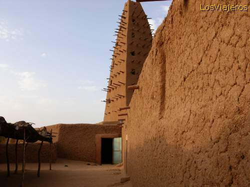 La Gran Mezquita - Agadez - Niger