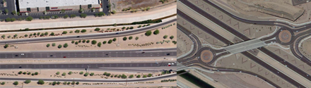 phoenix highway landscapes