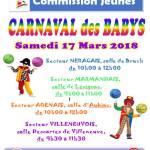 carnaval des babys 2018