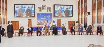 Barzani Bağdat Ziyareti2