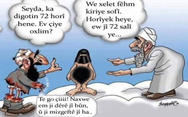 Hem ji dêrê, hem ji mizgeftê