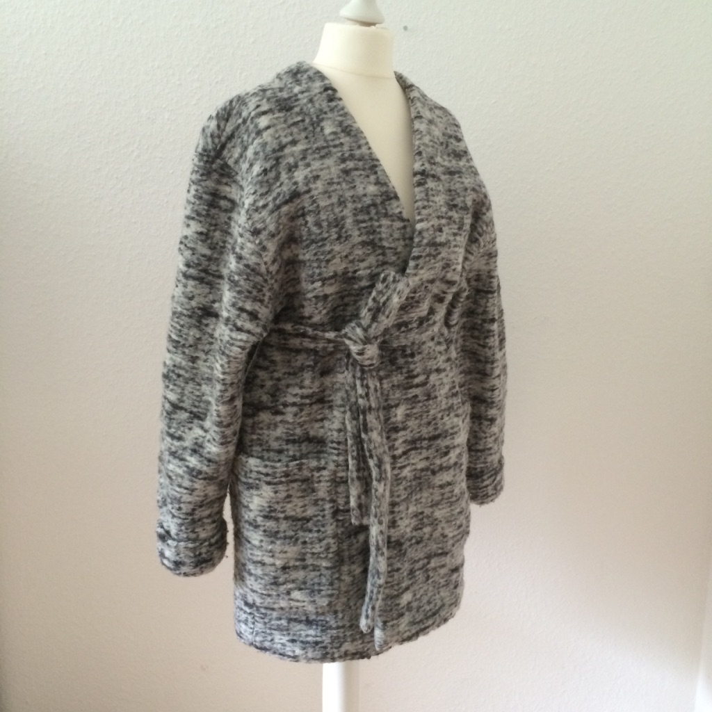 LOTILDA Burda Strickjacke 111-092013