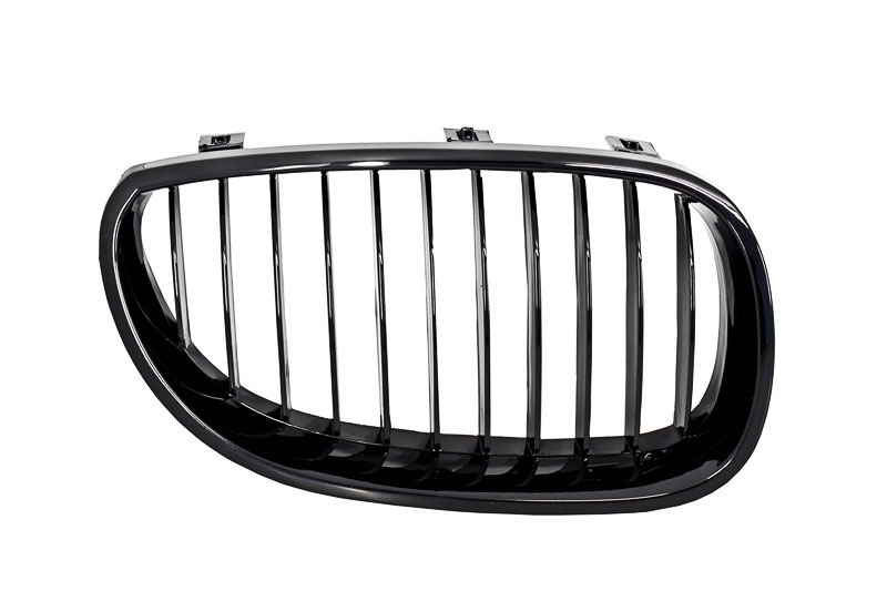 Front Grills BMW 5 Series E60 (2003-2009) Piano Black