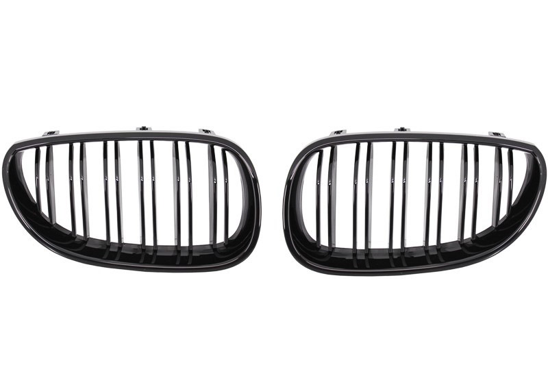 Central Grilles Kidney Grilles BMW 5 Series E60 (2003-2009