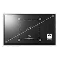 Compact Tilt TV Wall Bracket Vesa Mount for LCD LED Plasma