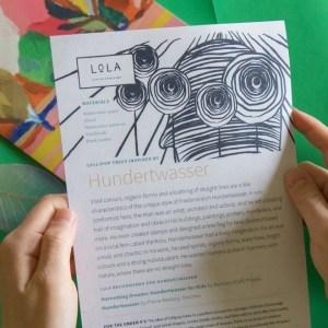 LoLA Art Cards