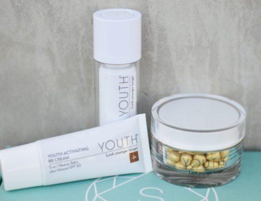 Shalee Youth Skincare regimen