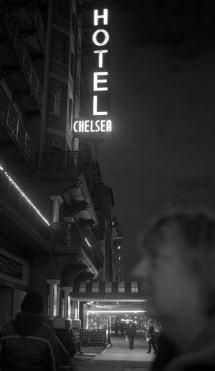 Chelsea Hotel - Brllopsfotograf