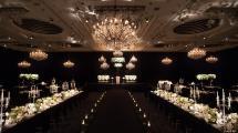 Seoul Hotel Wedding Venue - Crystal Ballroom Hall