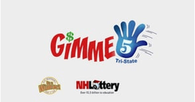 Gimme 5 Purchase Lottery and Draw