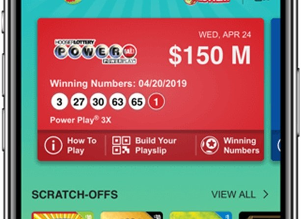 How to check instant lottery results with your cell phone in USA