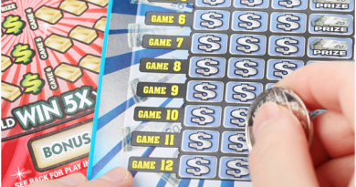Instant Scratch Lottery