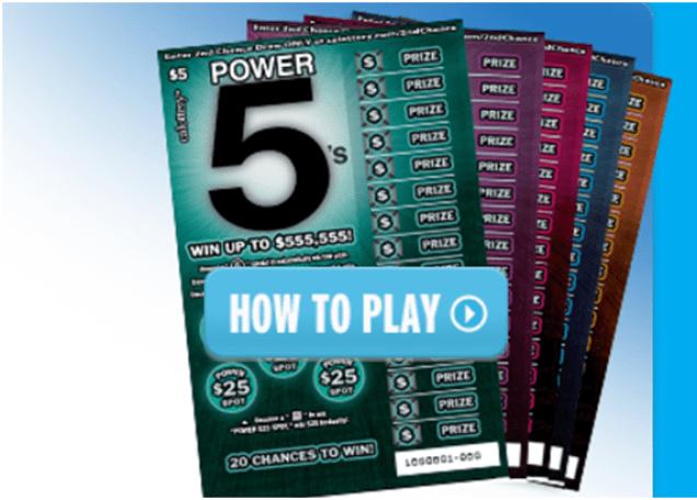 Power 5 Lottery
