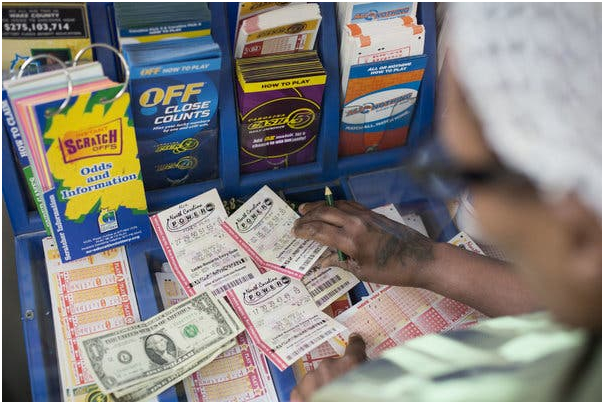 US lotteries that a Non US can play
