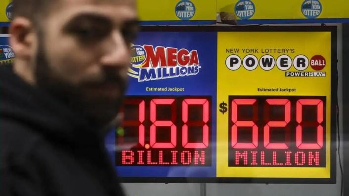 Powerball and Mega Millions