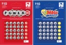 What is Powerball and Megamillion Quick Ticket?