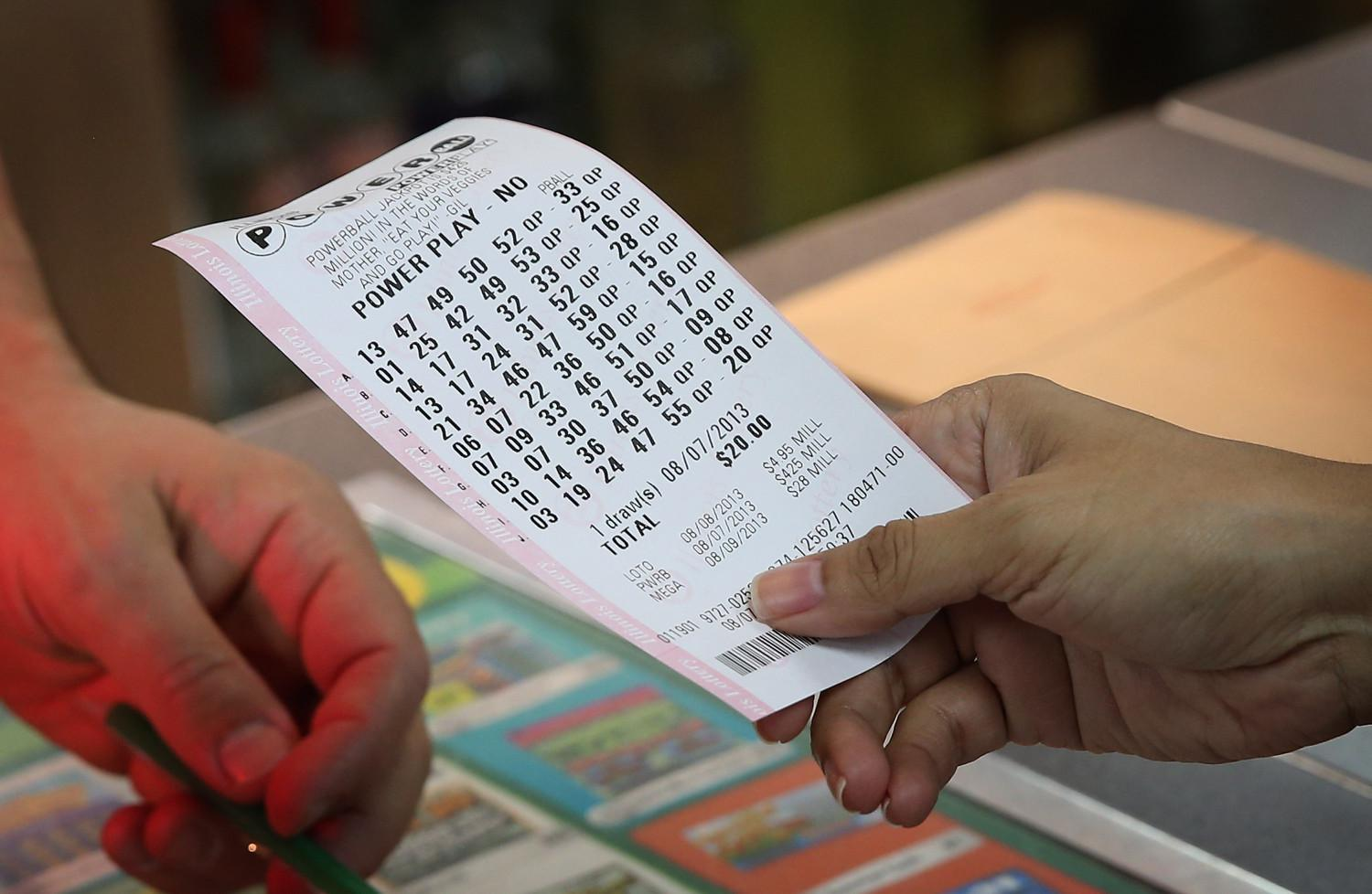 Check Powerball Ticket Australia