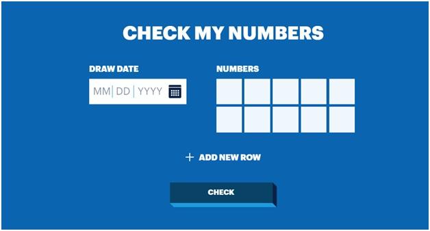 Pick 10 lottery winning numbers