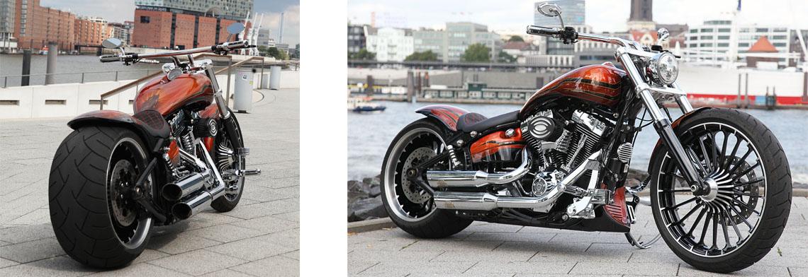 lottermanns bikes harley davidson
