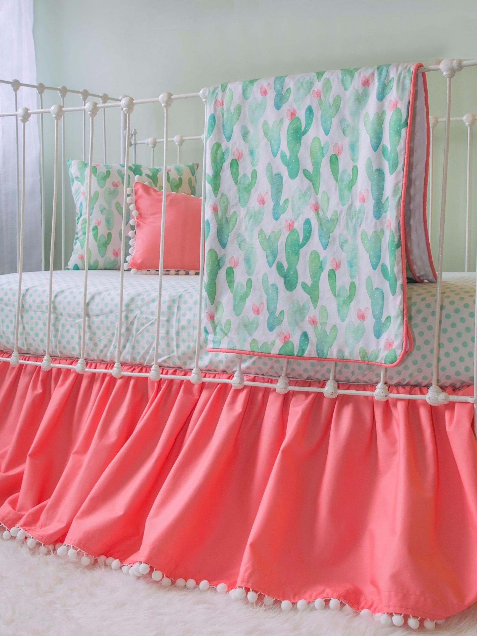 Cactus Blossoms Throw Pillows  Lottie Da Baby