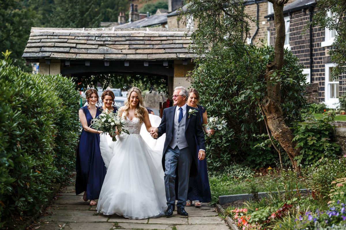 Holmes Mill Lancashire Wedding Photographer
