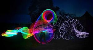 LED freestyle