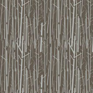 Birch Fabrics - Charley Harper - Perch in Bark