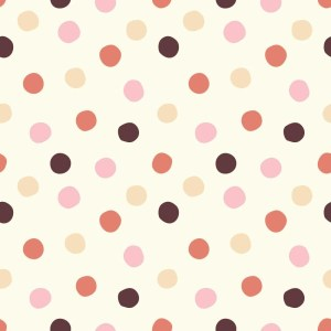 Birch Fabrics - Mods Basic 3 - Pop Dots Girl