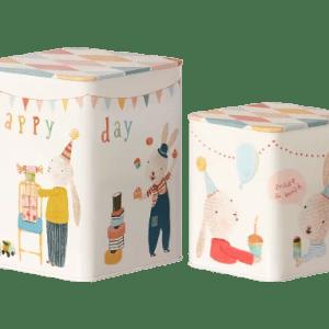 Maileg - Happy Day Box - 2 Stück
