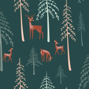 Art Gallery Fabrics - Capsules Campsite - Among The Pines
