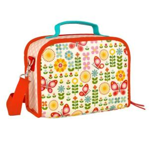 petit collage - Lunch Box - Insulated (schmetterlinge)