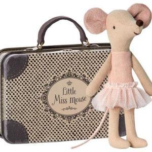 Maileg - Ballerina Big Sister in Suitcase