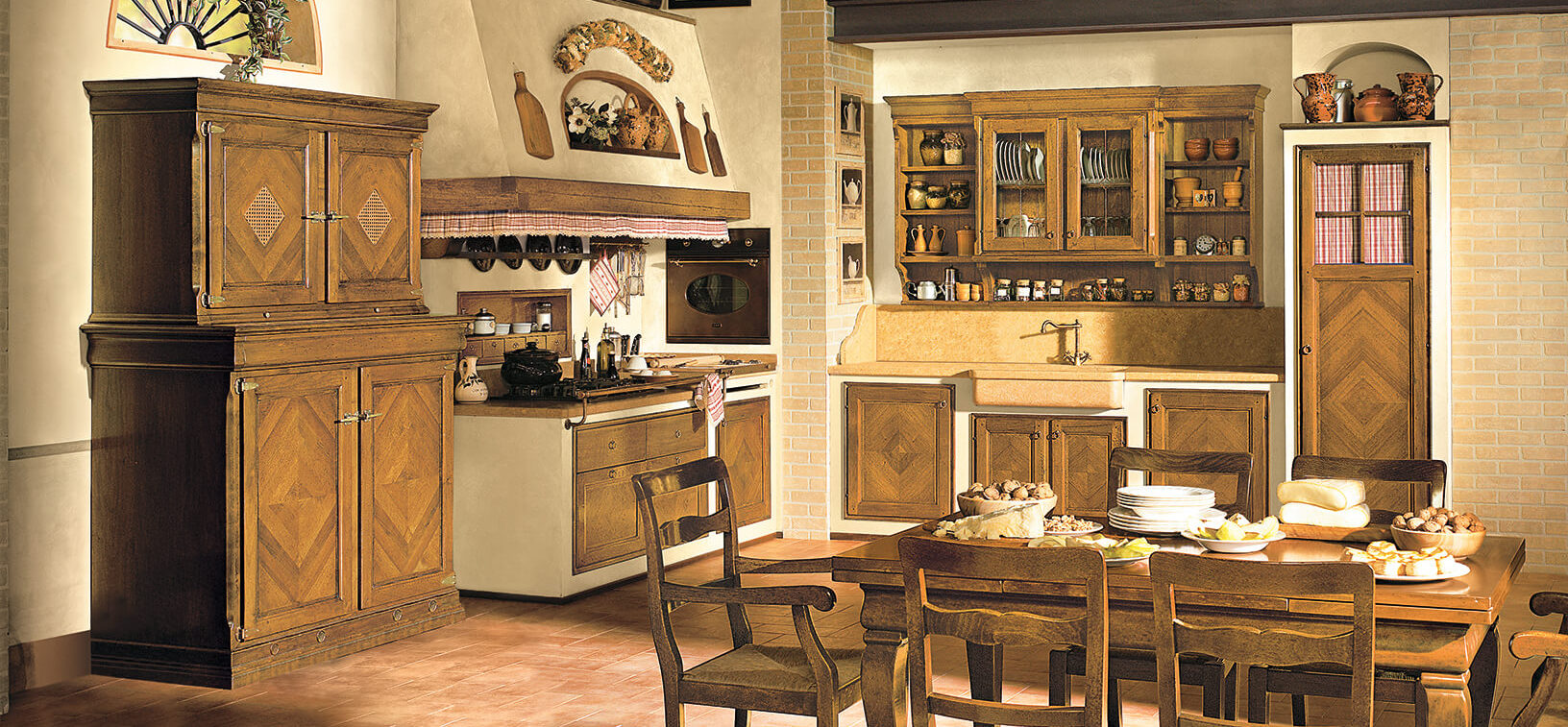 Cucina Old Style  La cucina country intramontabile  L