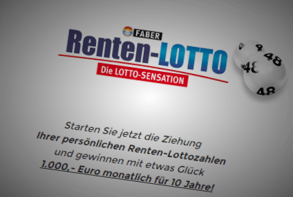 Faber Renten Lotto
