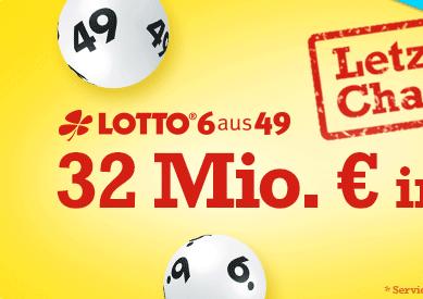 Zwangsausschuettung Lotto