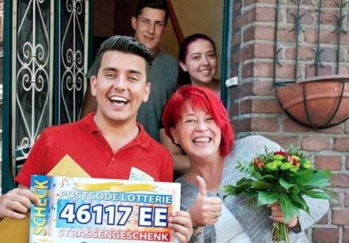 postcode lotterie gewinner