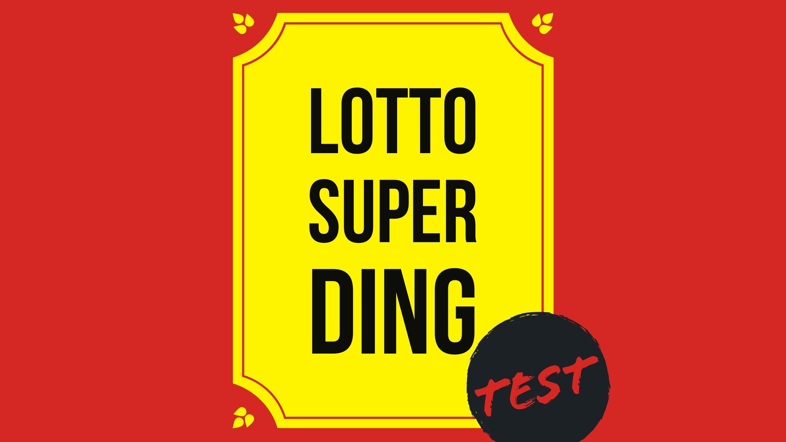 Lotto Superding Plus