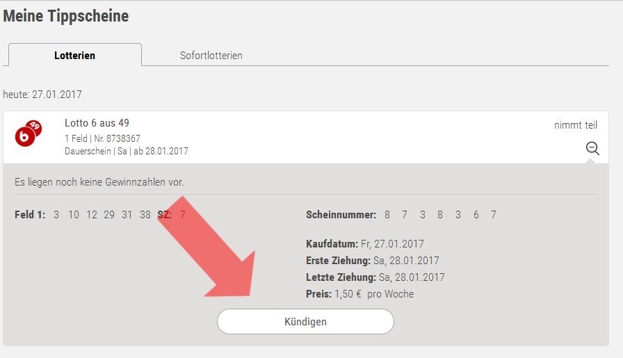 Lottoland Konto Löschen
