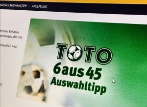 Toto Online Spielen - Screenshot