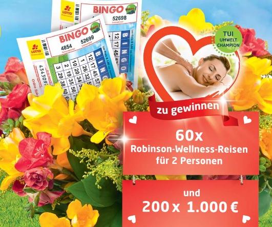 Bingo Muttertag Sonderauslosung